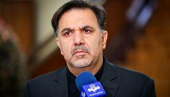 آخوندی: حمایت وزارت راه از واردات لوازمیدکی/ سنگپراکنها راننده نبودند