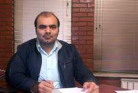 توئیت عباس رضایی در رابطه با سقوط هواپیما