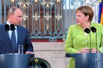 تأکید پوتین و مرکل بر بینتیجه بودن تحریمها علیه ایران