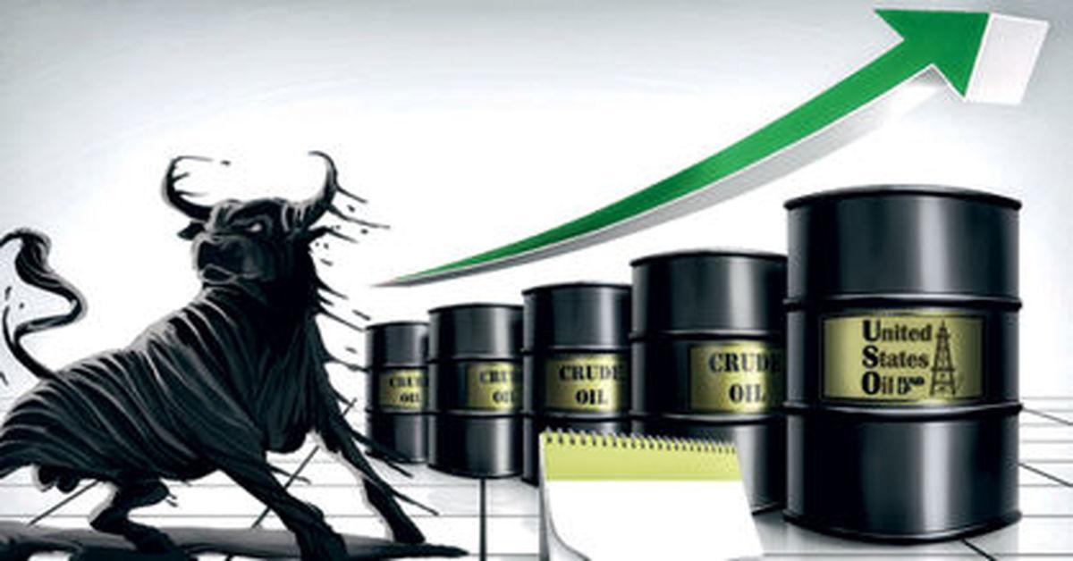 جهش بزرگ قیمت نفت خام تداوم یافت / برنت ۷۱دلاری شد