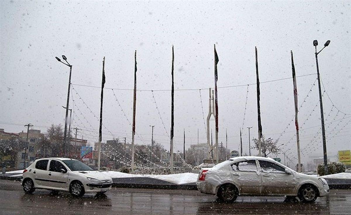 هشدار هواشناسی نسبت به رگبار باران