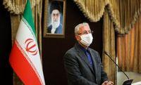 نشست خبری سخنگوی دولت +تصاویر