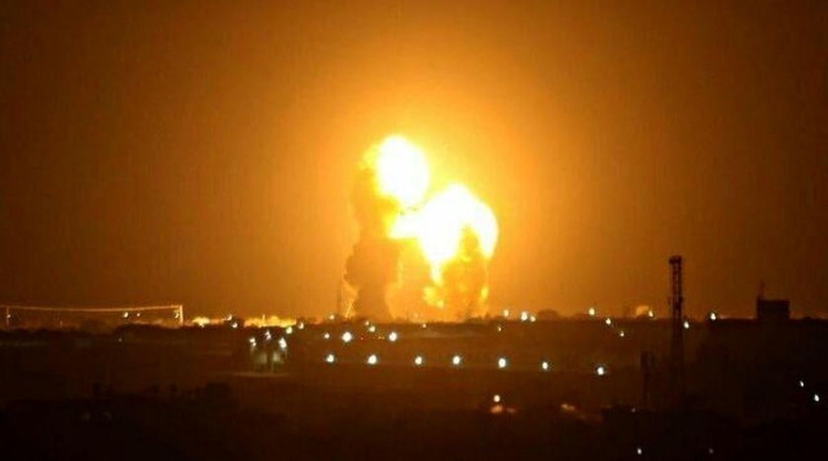 انفجار بمب در نجف اشرف