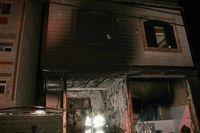 انفجار ساختمان مسکونی در تهران +تصاویر