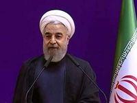 روحانی: رسانه یکی از عوامل اصلی توسعه است