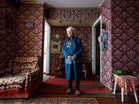 سرباز زن جنگ جهانی دوم +عکس