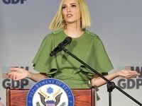 لباسی که ایوانکا ترامپ را به دردسر انداخت! +عکس
