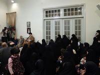 تصاویر دیدار جمعی از خانوادههای شهدا با رهبر انقلاب +عکس