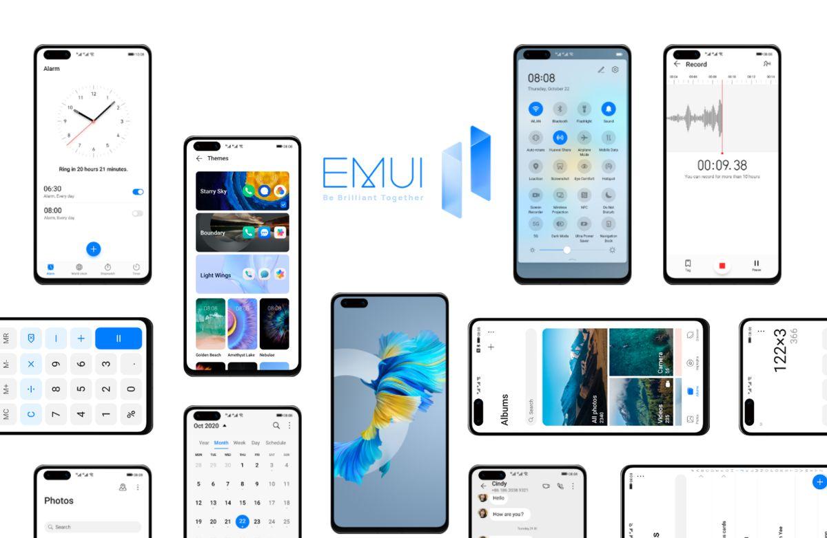 بهروزرسانی EMUI 11 برای ۳۷گوشی هوشمند هوآوی اعلام شد