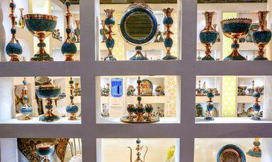نمایشگاه صنایعدستی تهران