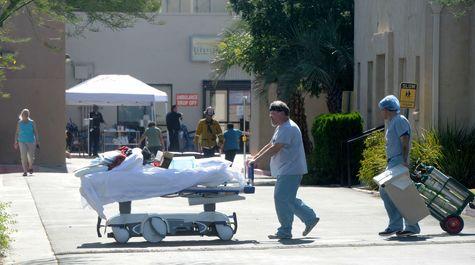 کالیفرنیا پس از زمین لرزه