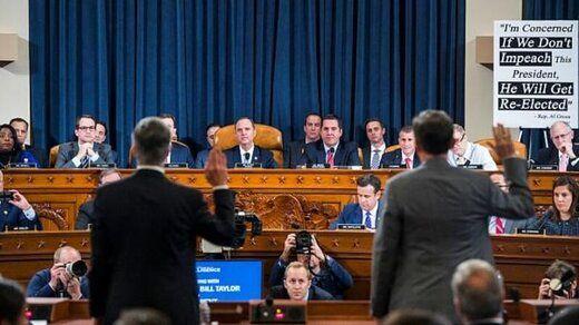 حقوقدانان آمریکایی: ترامپ باید استیضاح شود