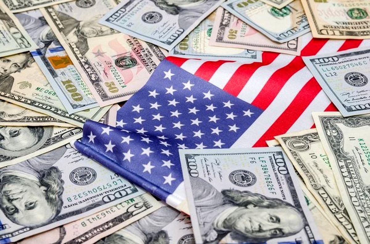 سقوط ارزش دلار به کمترین رقم طی ۱۰هفته گذشته