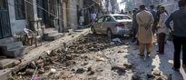تصاویری از زلزله ۵.۸ ریشتری در پاکستان +فیلم