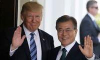 سئول: ترامپ شایسته دریافت جایزه صلح نوبل است!