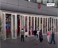 بازگشایی تعدادی از مراکز بزرگ خرید در ووهان +فیلم