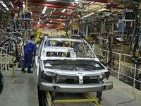 تولید بیش از ۲۲۷هزار خودرو در ۳خودروساز بزرگ