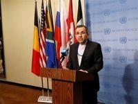 تخت روانچی اظهارات آمریکاییها علیه ایران را دروغپراکنی دانست