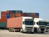 صادرات ۷۲۰میلیون دلاری کالا به کشور عراق