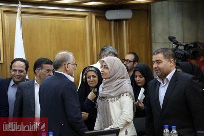 تصاویر اختصاصی اقتصادآنلاین از آخرین جلسه انتخاب شهردار تهران
