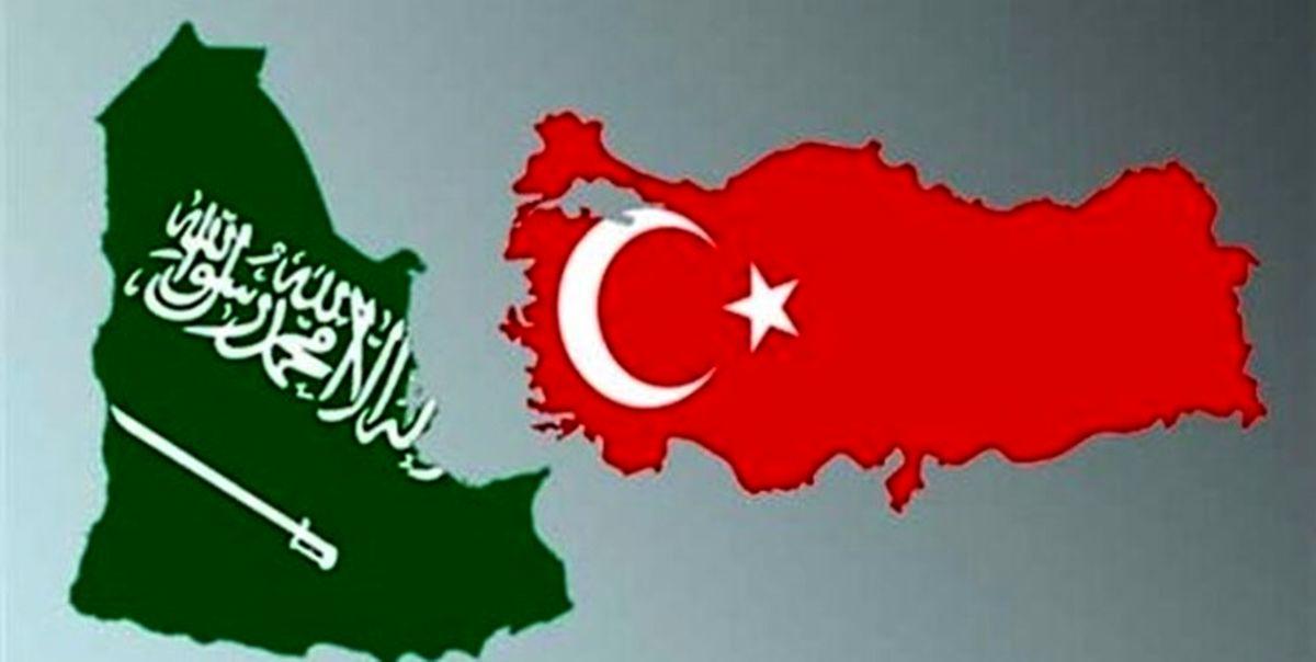 ترکیه به دنبال ترمیم روابط با عربستان است