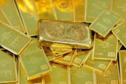 طلا در محدوده خطر