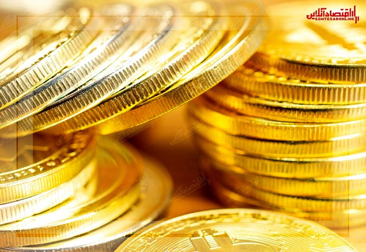 قیمت انواع سکه اندکی ارزان شد