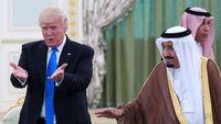 ترامپ و ملک سلمان بر تقویت روابط نظامی تاکید کردند