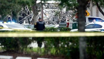 انفجار در فلوریدا +تصاویر