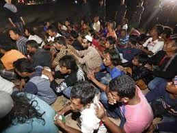 بازداشت 30هزار مهاجرغیرقانونی در مالزی