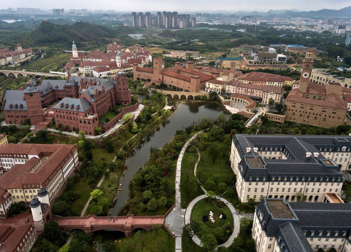 یک محیط کاری ایدهآل در هوآوی چین! +تصاویر