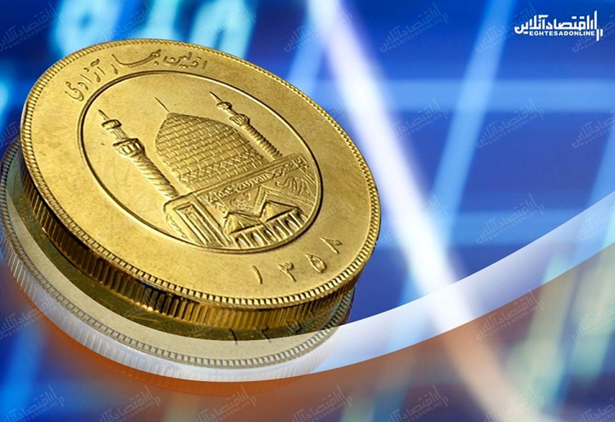 قیمت سکه امروز چند؟ (۱۴۰۰/۲/۲۵)