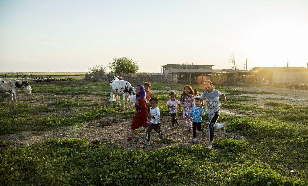 زندگی پس از سیل به روایت تصویر