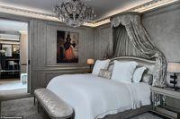 هتلی که اسطوره صنعت مد طراحی کرد +تصاویر
