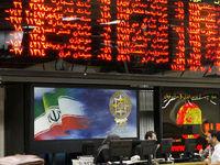 روز قرمزشاخص سهام بانکی در تالار شیشهای