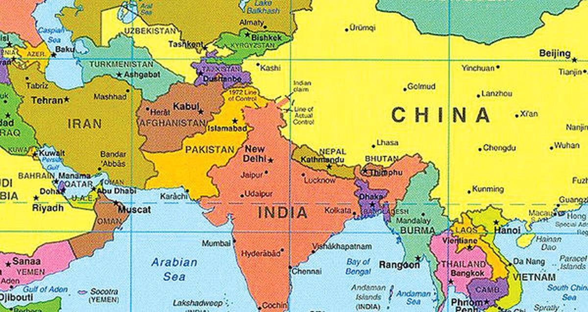 آسیا در حال بازگشت به قلب جهان