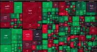 نقشه بورس امروز بر اساس ارزش معاملات/ بازار اولین روز هفته را امیدوارکننده آغاز کرد