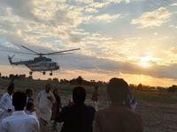 بازدید نوبخت از مناطق سیلزده چابهار +تصاویر