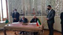 امضای تفاهم همکاری میان ایران و  پاکستان برای ایجاد بازارچههای مرزی