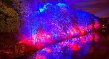 دیوارهای لندن رنگارنگ شدند +تصاویر