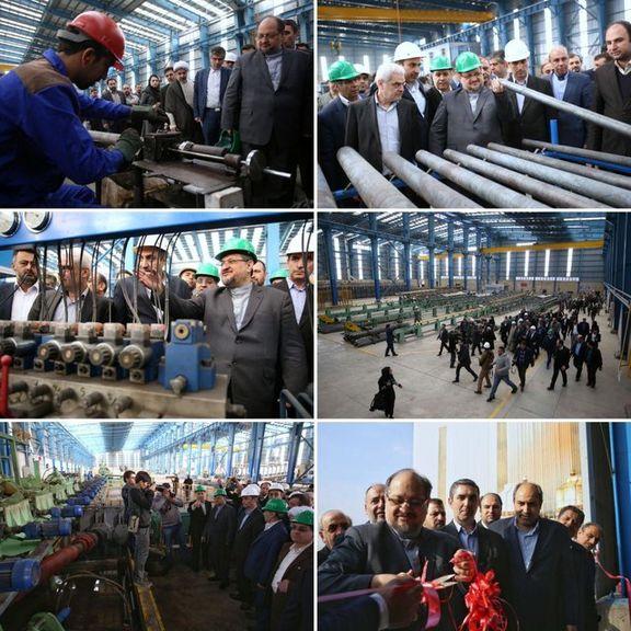 افتتاح ۲شرکت صنعتی با اشتغال ۳۰۰نفری