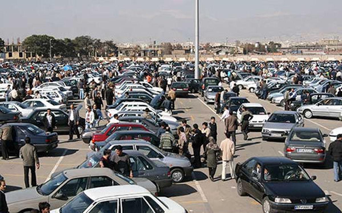 قیمت خودرو در بازار منطقی نیست