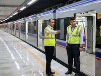 سرفاصله قطارهای مترو چقدر افزایش پیدا کرد؟