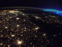 منتخب تصاویر فضایی روزهای اخیر
