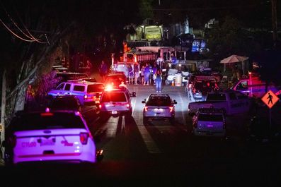 تیراندازی در کالیفرنیا ۳ کشته برجای گذاشت