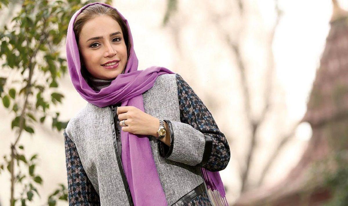 ولنتاین شبنم قلی خانی +عکس