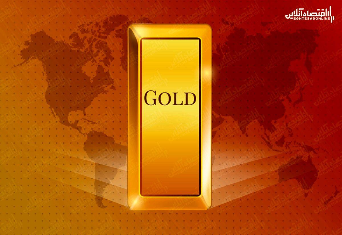 روند صعودی قیمت طلا و دستیابی به رکورد تاریخی/ اونس طلا در یک قدمی ۱۹۰۰ دلار