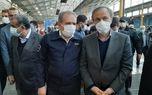کامیونت ایرانی شیلر ۸تن رونمایی و خط تولید انبوه مینیبوس پگاسوس افتتاح شد