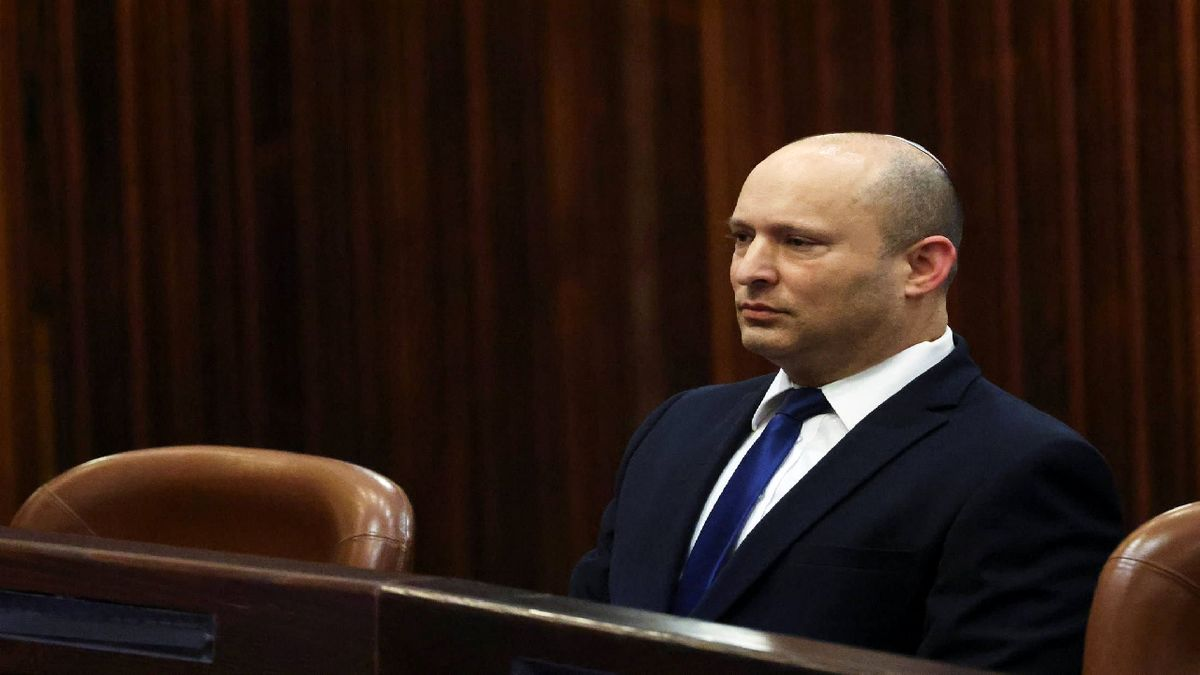 نخست وزیر رژیم صهیونیستی از سخنرانی گانتس در پارلمان جلوگیری کرد