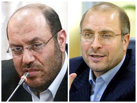"""""""قالیباف"""" و """"دهقان"""" مشاور رییس دانشگاه آزاد شدند"""